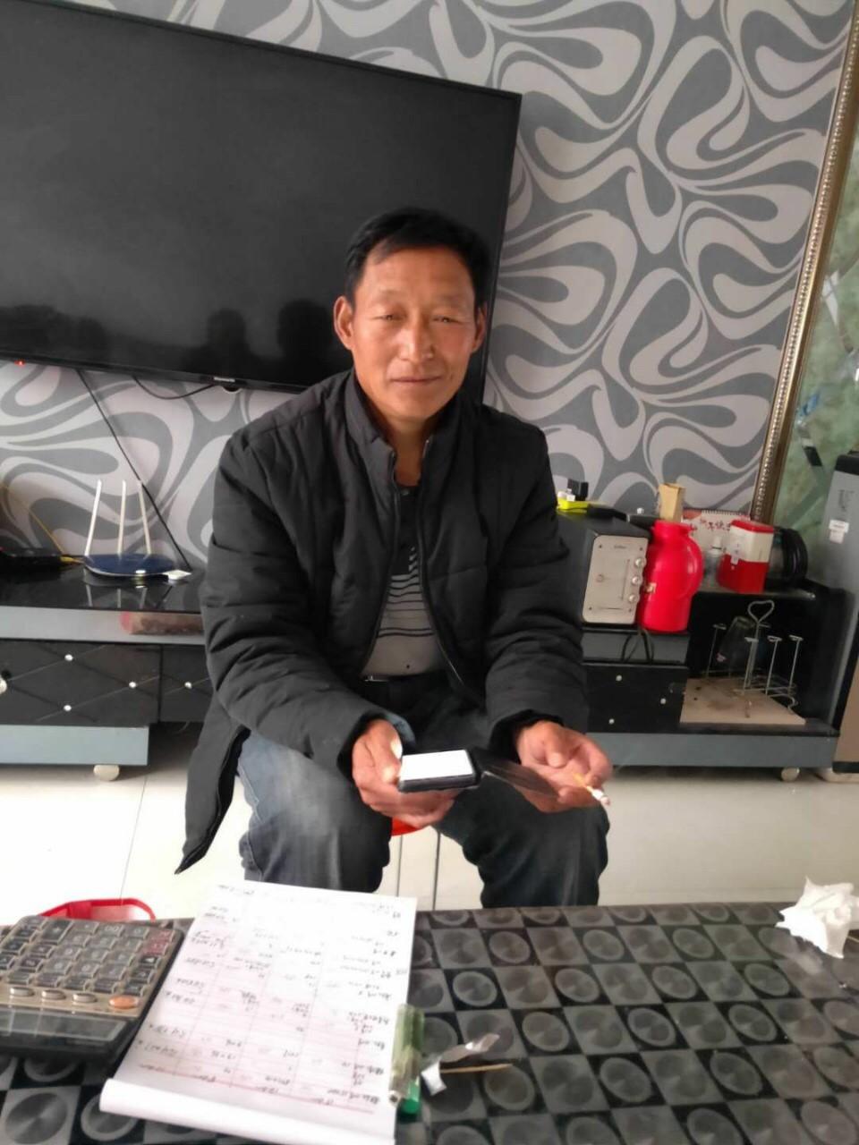 罗宜仓:一位朴实、乐于助人的农民